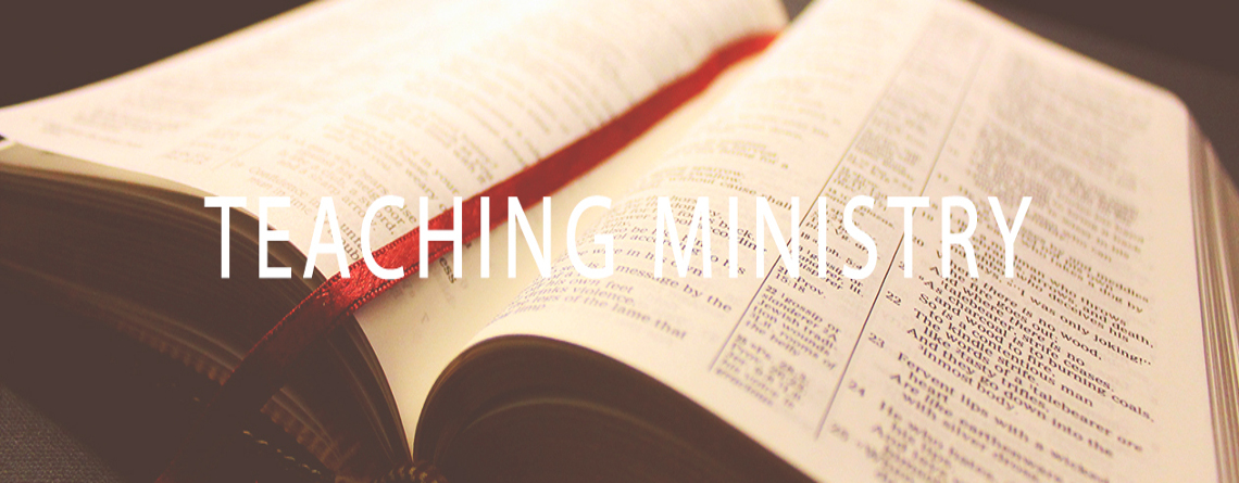Ministry & Teaching